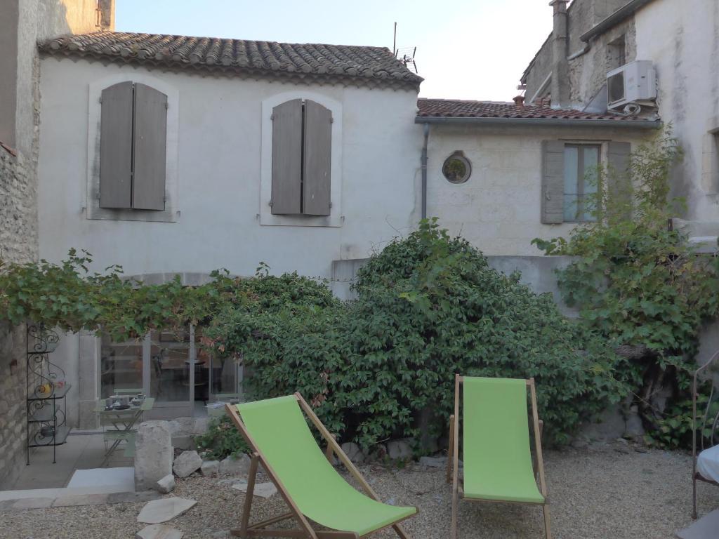 Chambres d 39 h tes les maisons d hortense chambres d 39 h tes saint r my de provence - Chambres d hotes saint remy de provence ...