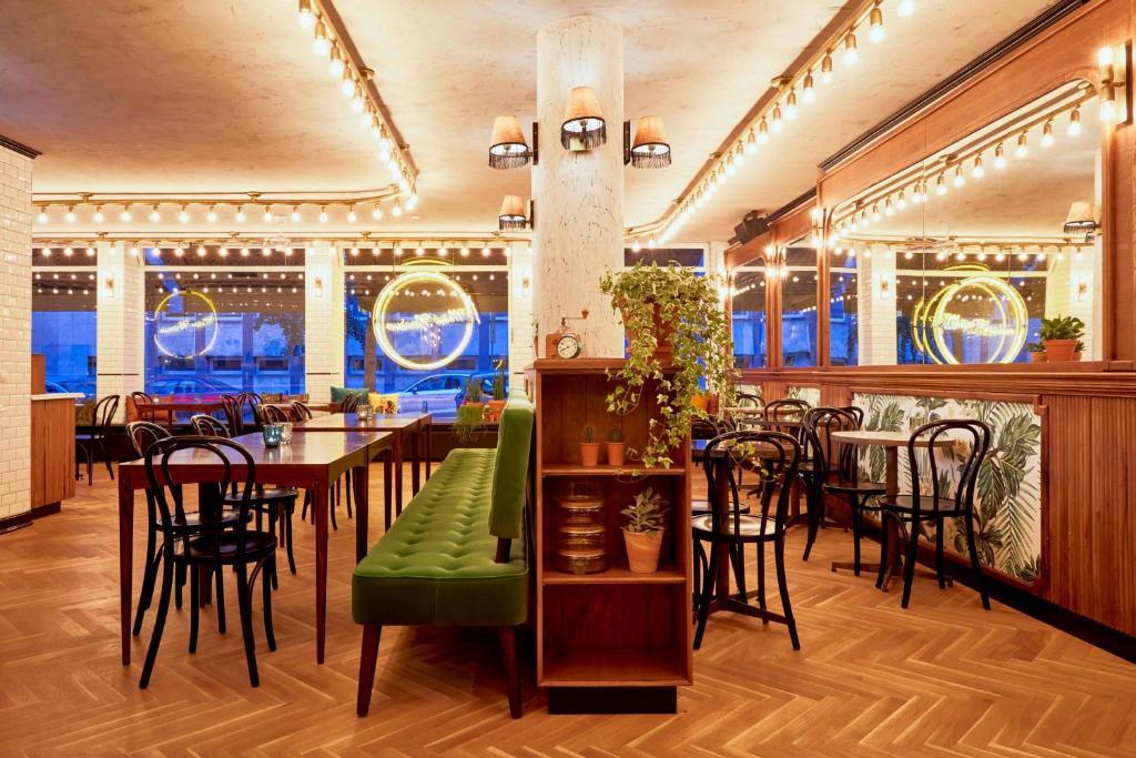 max brown hotel midtown d sseldorf prenotazione on line viamichelin. Black Bedroom Furniture Sets. Home Design Ideas