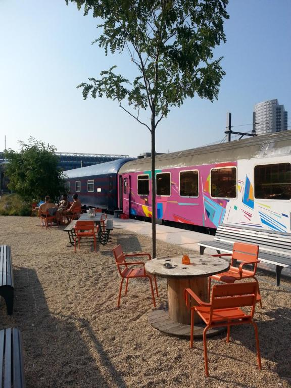 Train Lodge Amsterdam Amsterdam Book Your Hotel With