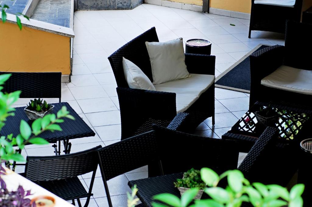 Hotel Desiderio Via Della Pineta Sacchetti