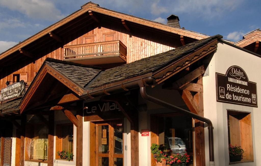 Odalys le village r servation gratuite sur viamichelin for Reserver hotel et payer sur place