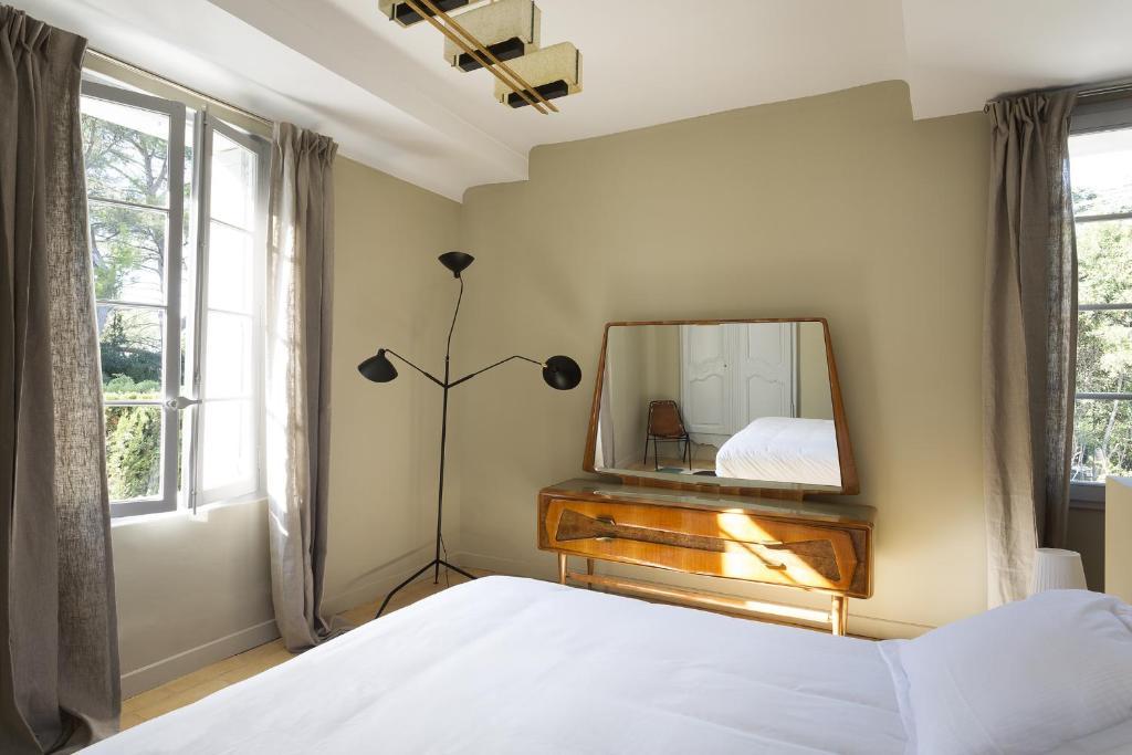 Chambres d 39 h tes mas de lafeuillade chambres d 39 h tes for Chambre d hote montpellier