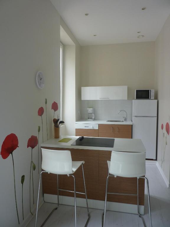 Appartement les lices locations de vacances avignon for Linge de maison avignon