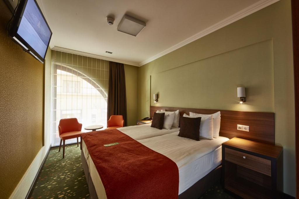 Phòng tại Budget Hotel Victoria