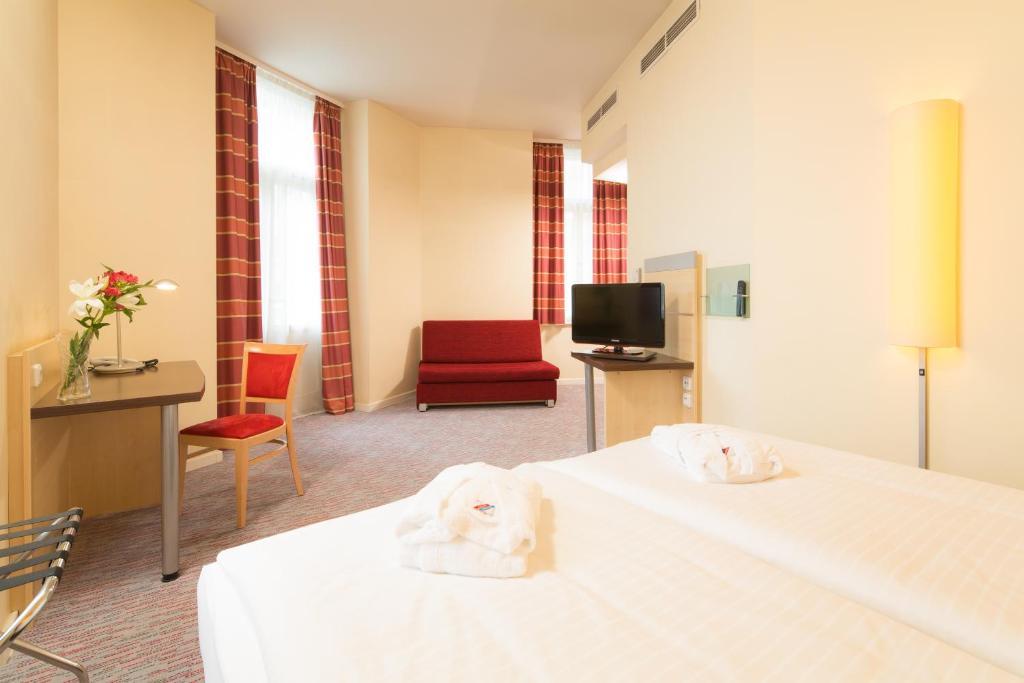 Exe City Hotel Prag