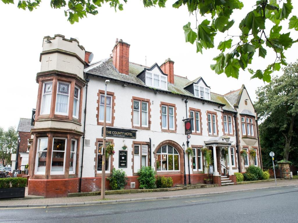 Lytham St Annes Hotels With Parking
