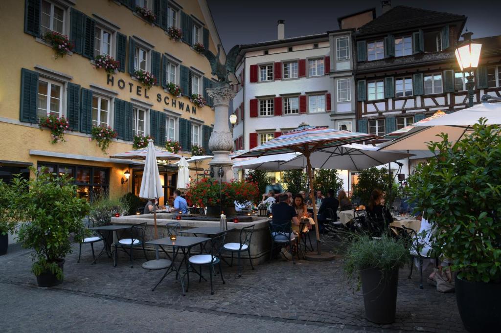 Boutique Hotel Schwan Horgen