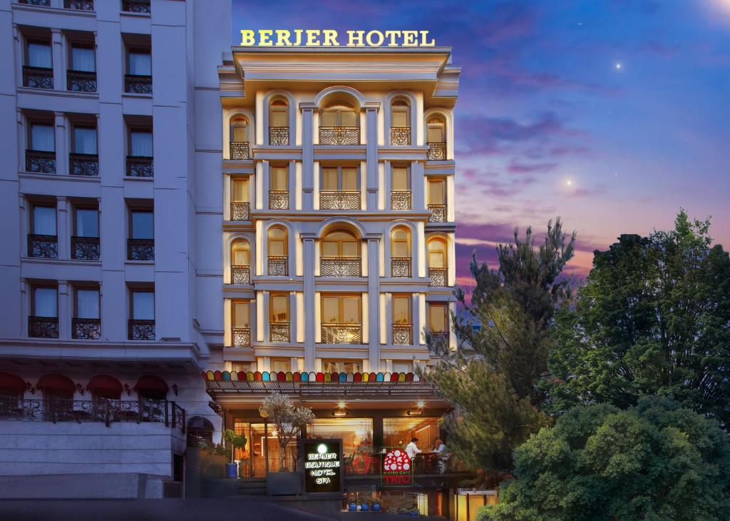 Berjer boutique hotel spa beyo lu book your hotel for The boutique hotel