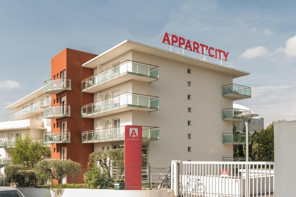 Appart 39 city antibes biot prenotazione on line for Appart city