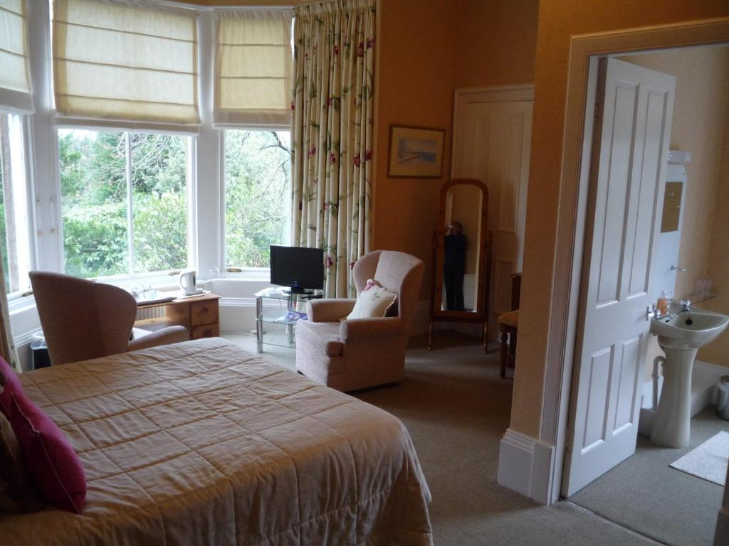 Bed & breakfast well view, kamers b&b moffat
