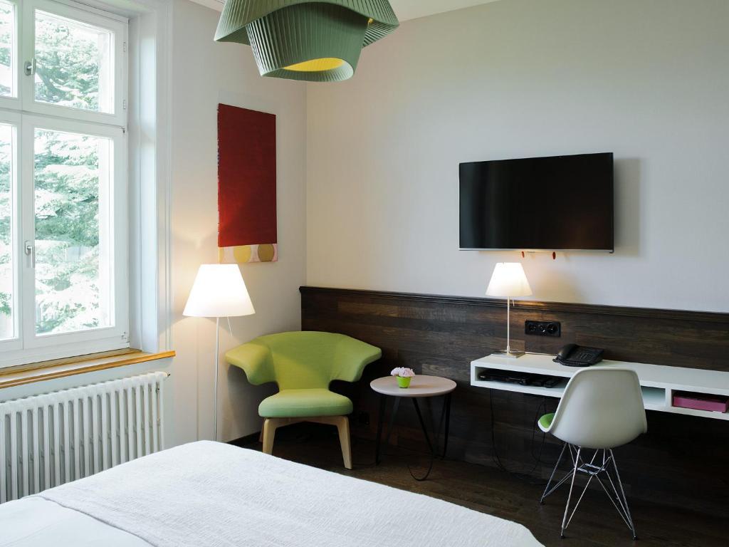 Design hotel plattenhof z rich prenotazione on line for Designhotel plattenhof