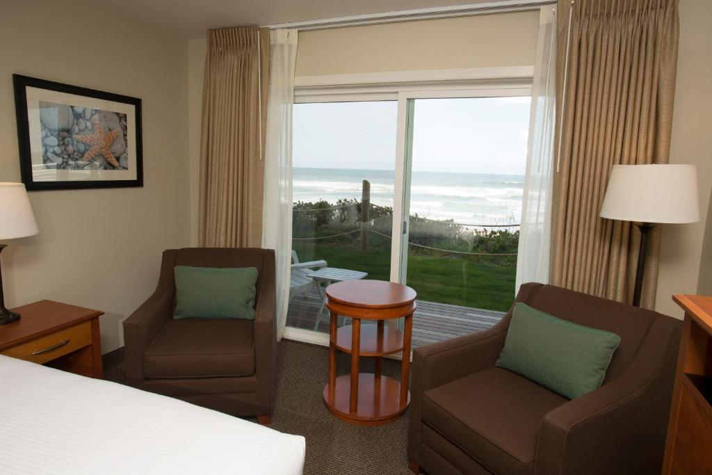 Pelican Shores Inn Lincoln City Informationen Und