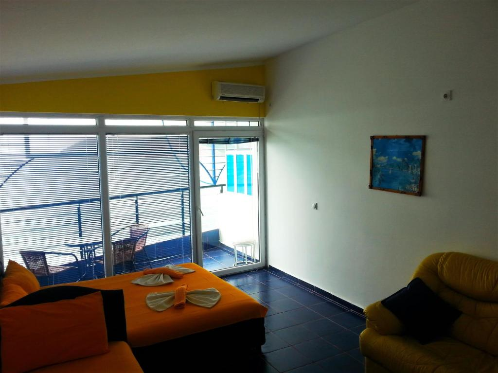 Iva On Hotel Room Portugal