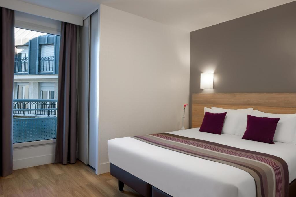 Appart 39 h tel bastille marais paris france paris for Appart hotel paris 6