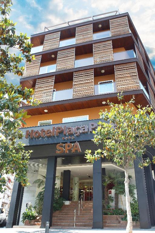 Hotel Placa Paris Lloret De Mar