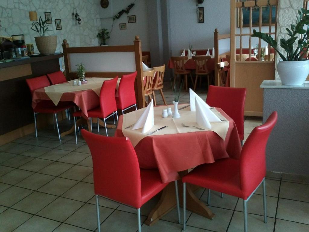 Hotel Restaurant Schrocker Tor