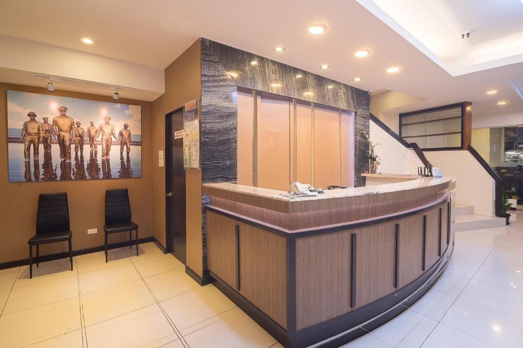 Asia Stars Hotel Tacloban City Prenotazione On Line Viamichelin