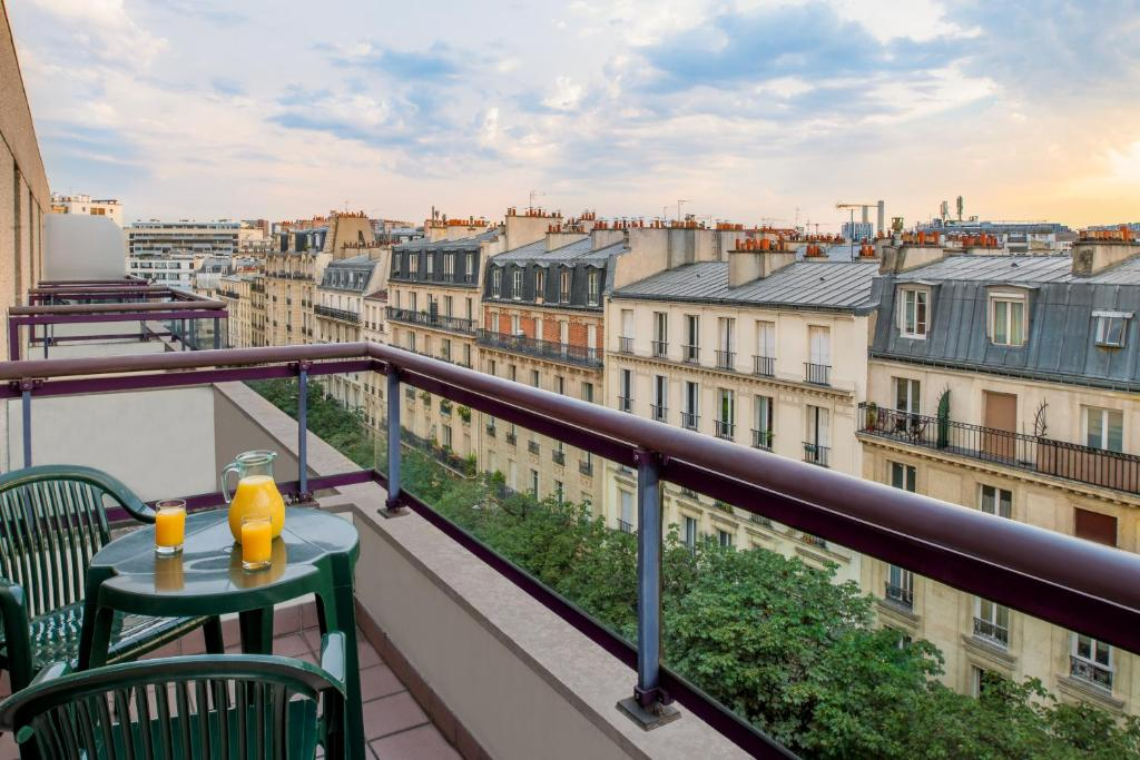 Citadines bastille gare de lyon paris saint mand book for Bastille hotel