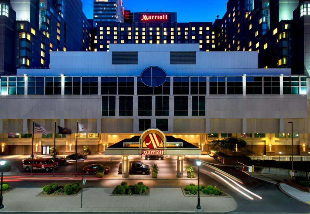 Marriott Philadelphia Downtown Restaurants