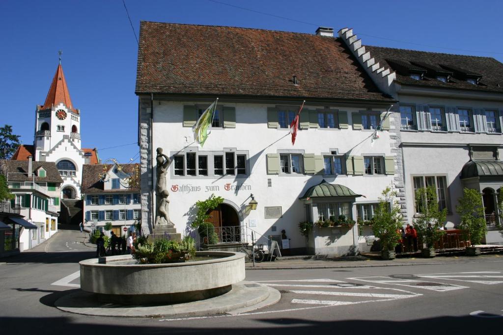 Gasthaus zum trauben r servation gratuite sur viamichelin for Hotel a reserver