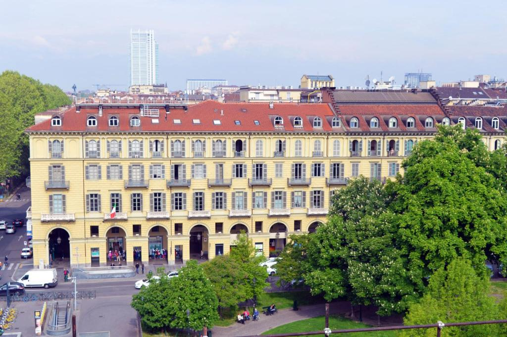 Hotel Roma E Cavour Torino