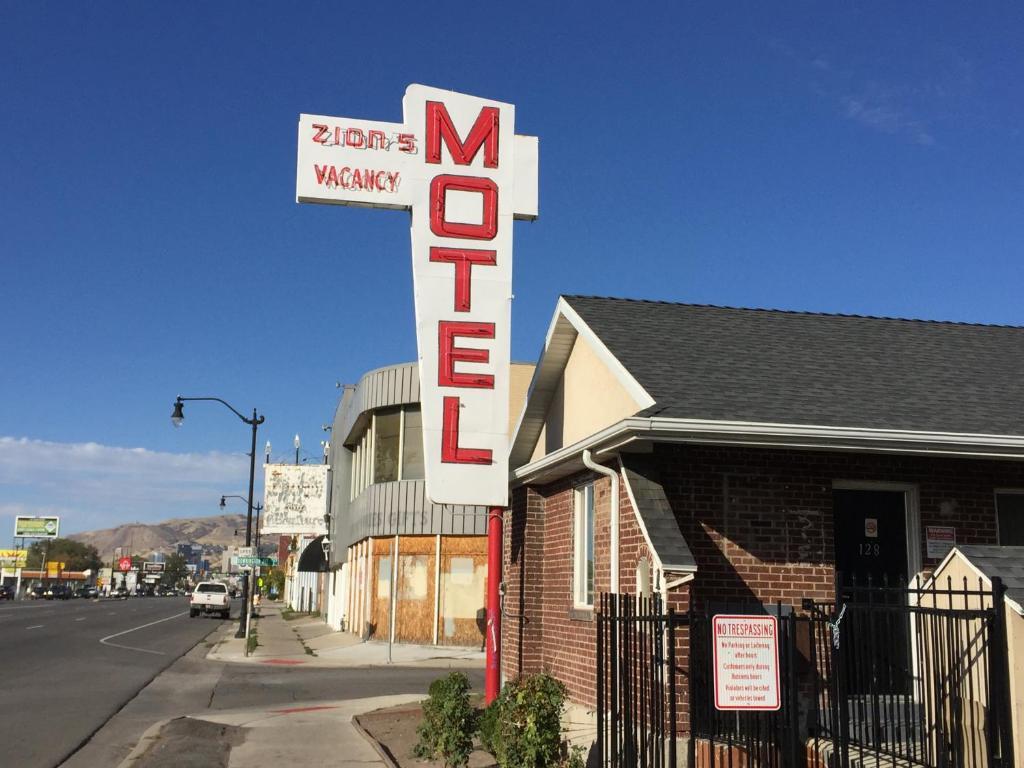 Zions motel r servation gratuite sur viamichelin for Reservation motel