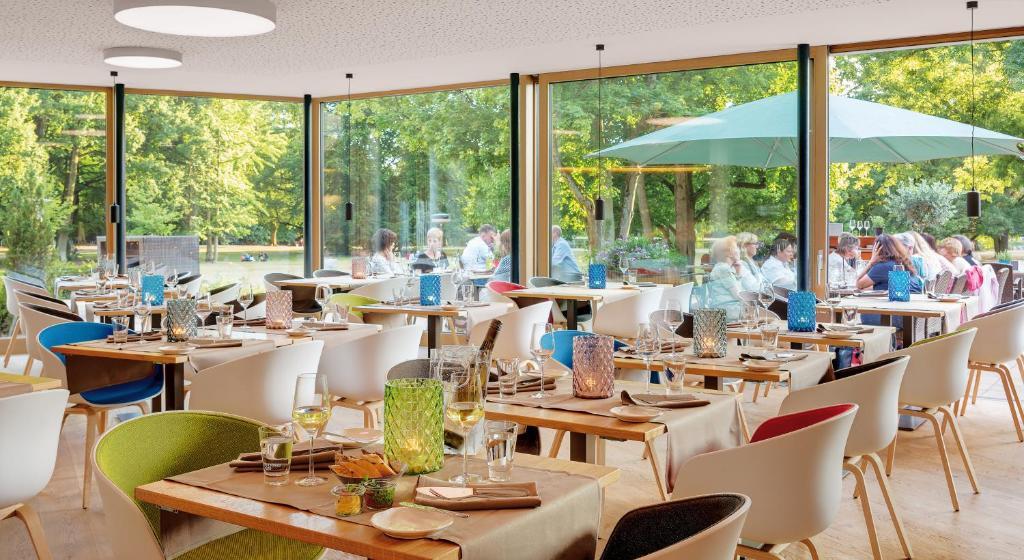 Restaurant Nells Park Hotel Trier