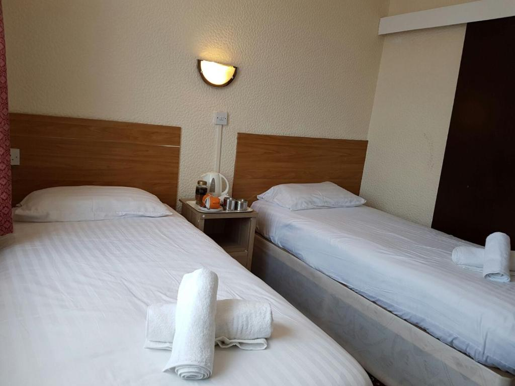 Number Of Hotel Rooms In Blackpool