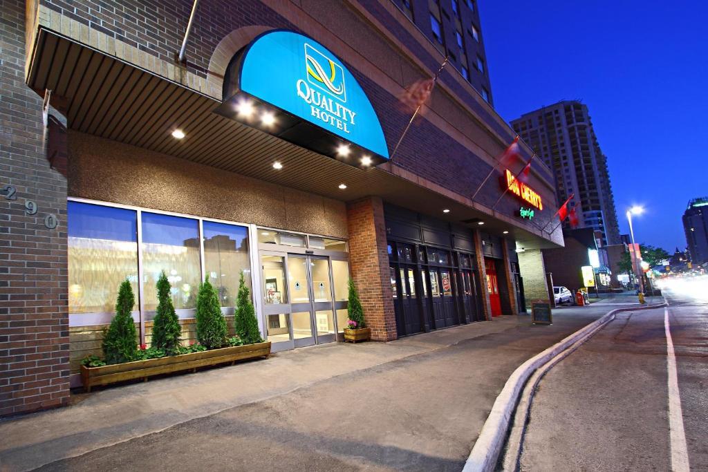 Отзывы Quality Hotel Ottawa, 3 звезды