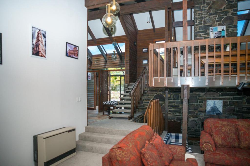 Panorama lodge rotorua online booking viamichelin for Terrace kitchen rotorua