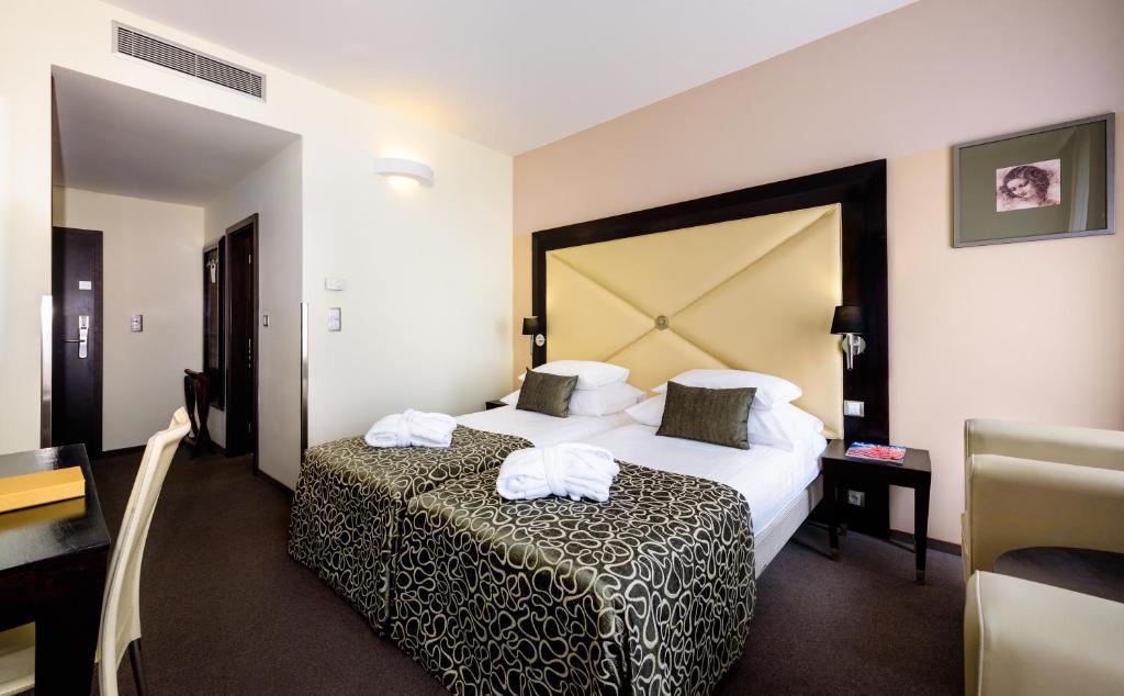 Grandior Hotel Prague Booking
