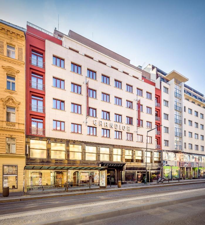 Grandior Hotel Prague Recensioni