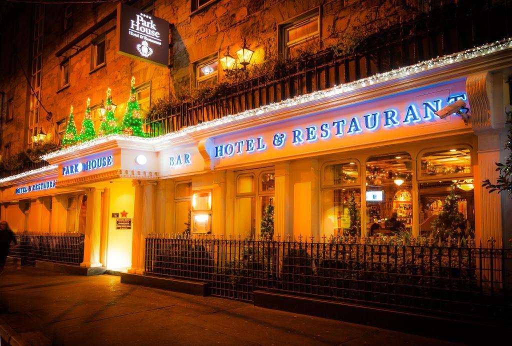 Park House Hotel Galway Restaurant