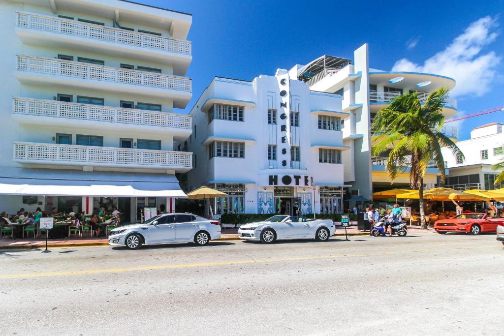 Ocean Drive Studio Miami Beach Fl