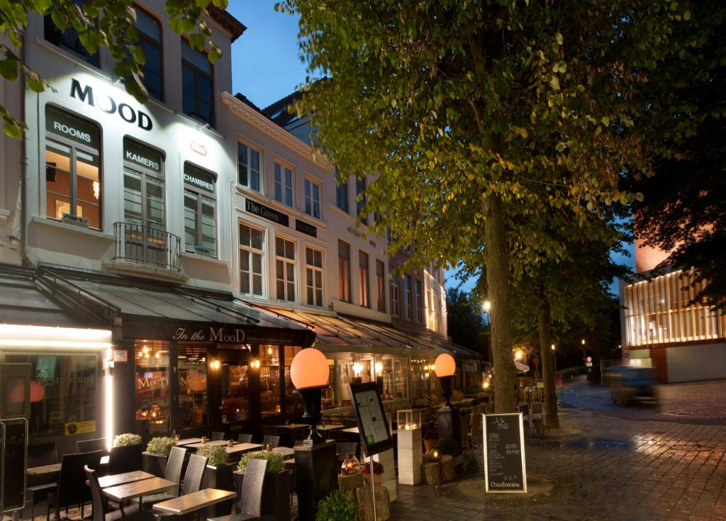 Guestmaison vakantie logies hollywood chambres d 39 h tes bruges for Chambre d hote bruges