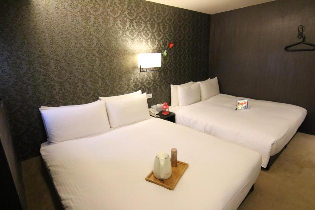 Design ximen hotel new taipei city informationen und for Design ximen hotel pantip