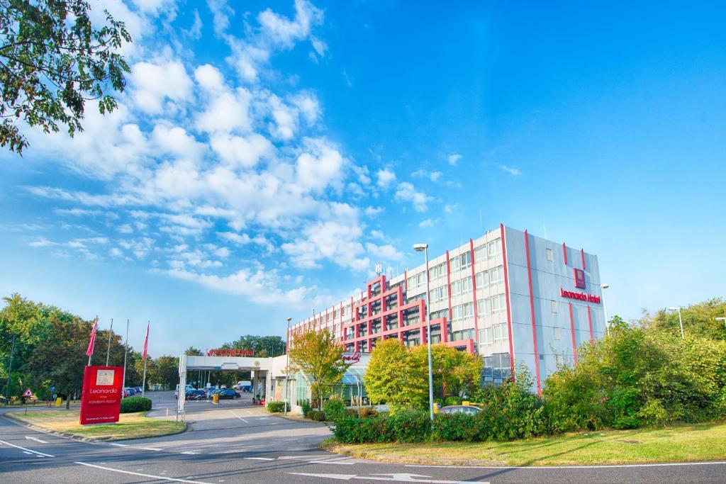 Leonardo Airport Hotel Koln