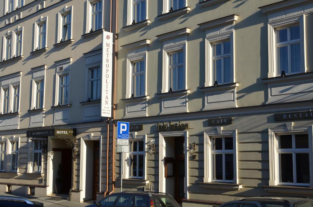 Metropolitan Boutique Hotel Krakow Booking Com