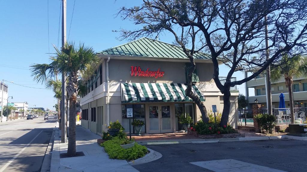 Ocean Blvd Myrtle Beach Sc Restaurants