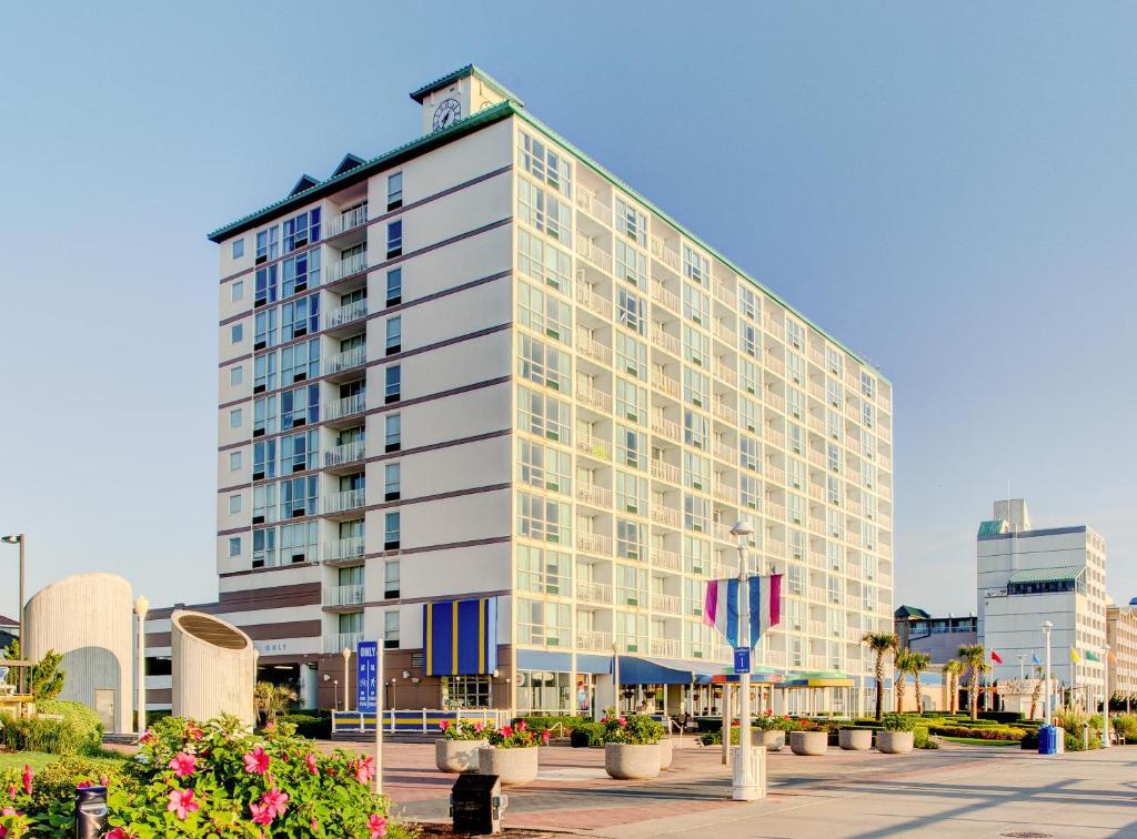 Boardwalk Resort Hotel And Villas Virginia Beach Prenotazione On Line Viamichelin