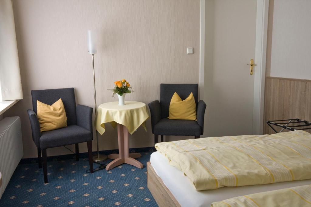 Mein Vierjahreszeiten Hotel Garni Sankt Andreasberg