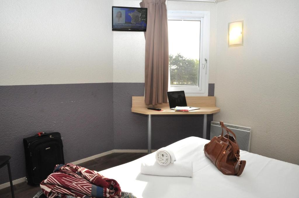 b hotel caen mondeville caen viamichelin informationen und online buchungen. Black Bedroom Furniture Sets. Home Design Ideas