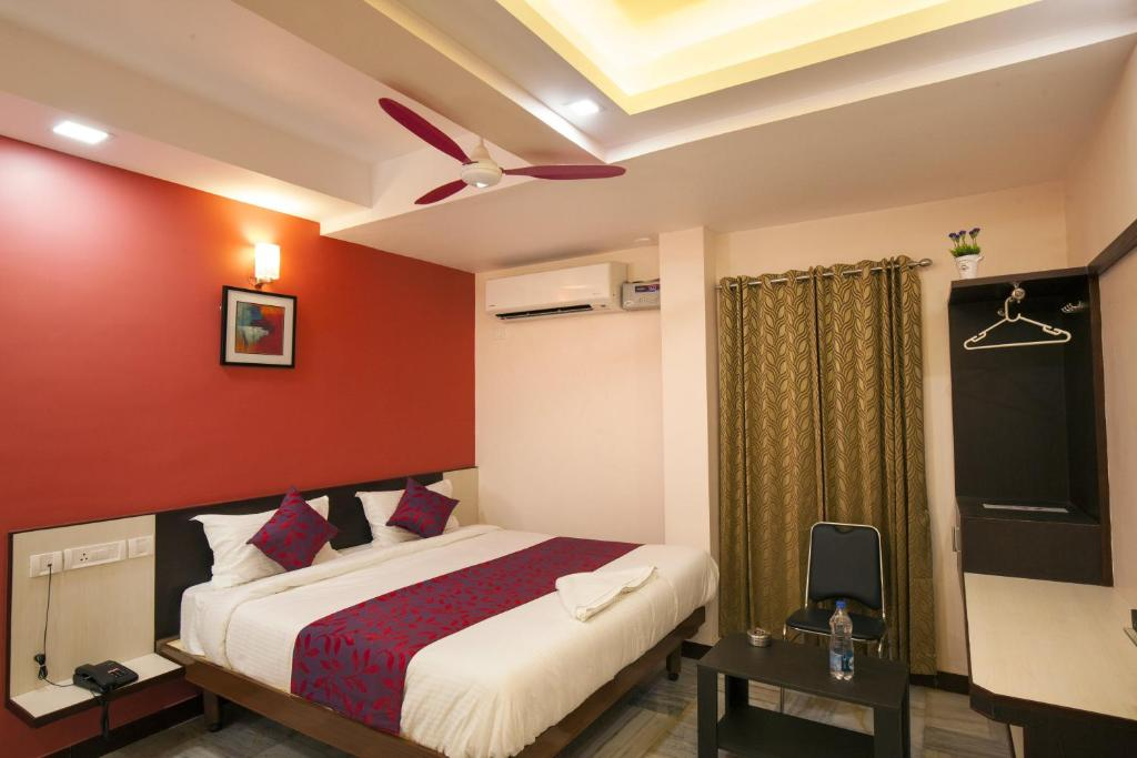 Star Hotel Rooms In Madurai