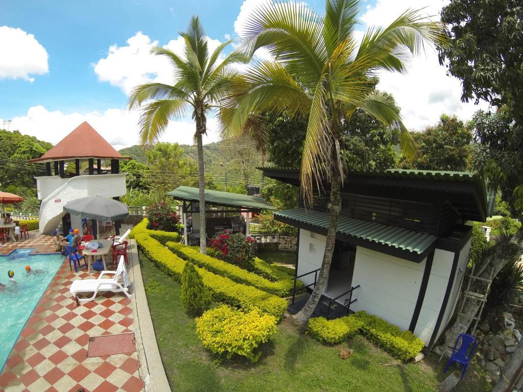 Finca hotel villa cristina r servation gratuite sur for Finca villa jardin piedecuesta