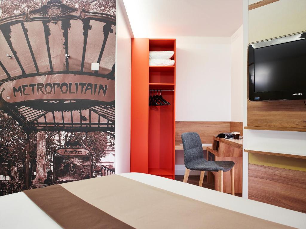 Hotel median paris porte de versailles - Hotel 1 place de la porte de versailles 75015 paris ...