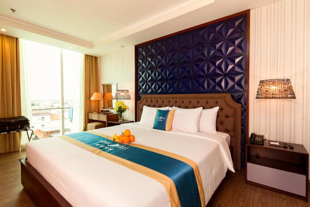 Suite Premium Giường Đôi có Ban công