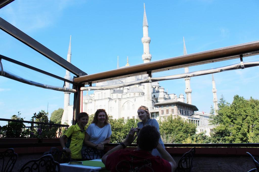 Ararat hotel estambul reserva tu hotel con viamichelin for Ararat hotel istanbul
