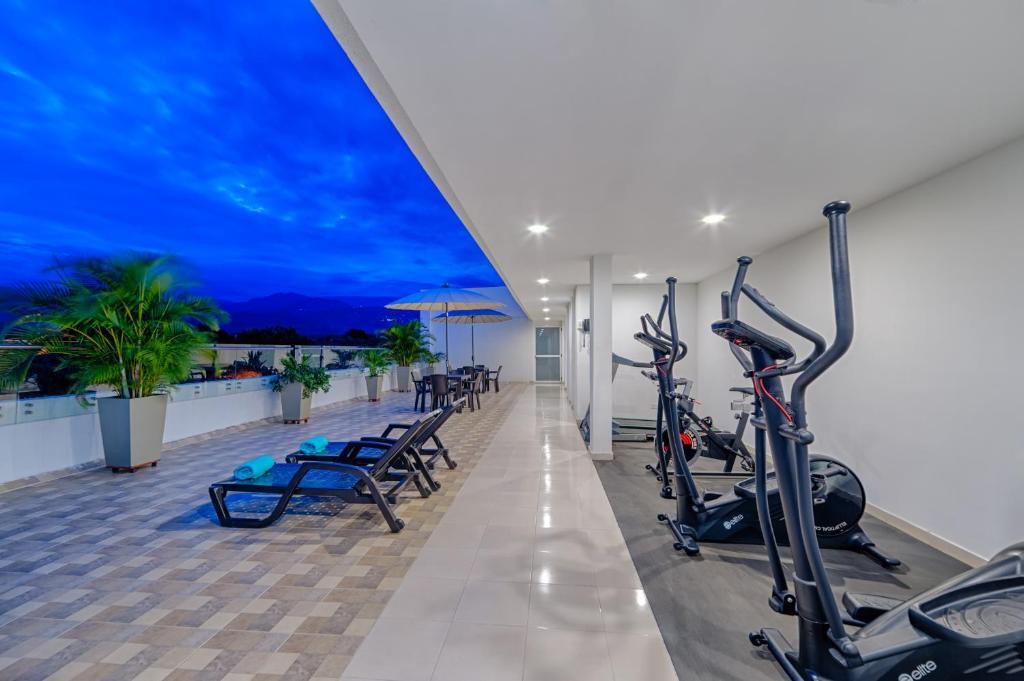 Hotel ms ciudad jardin plus r servation gratuite sur for Archies cali ciudad jardin