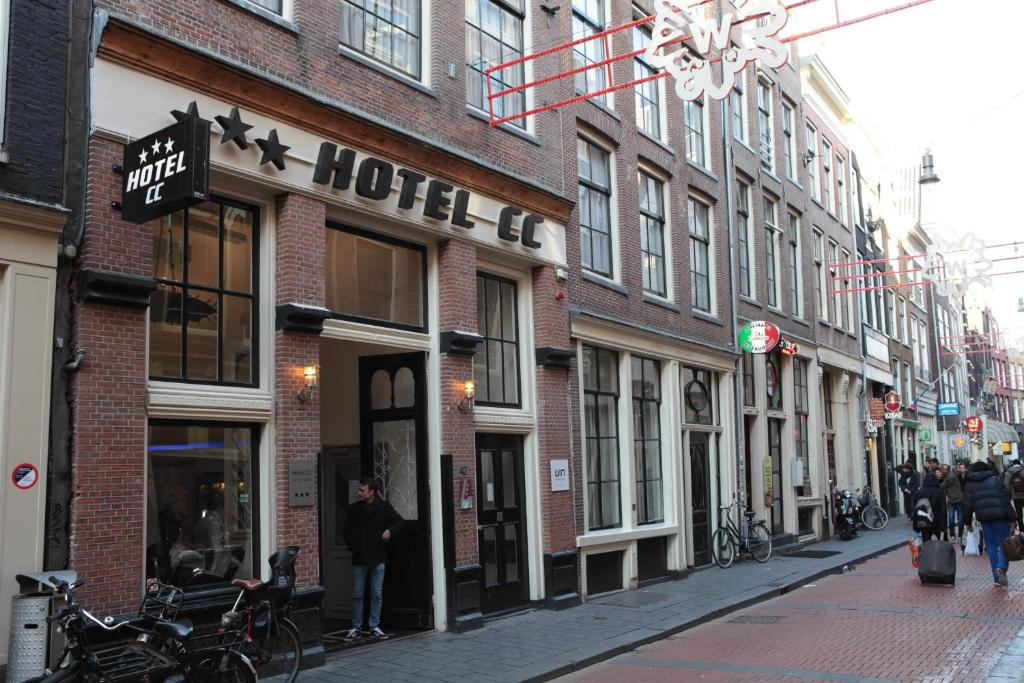 Hotel cc amsterdam online booking viamichelin for Booking hotel amsterdam