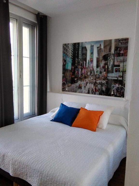 Appartement ali nor locations de vacances bordeaux - Mini seche linge appartement ...